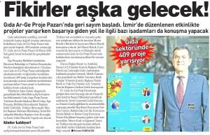 İzmir Yenigün Gazetesi 23mayıs